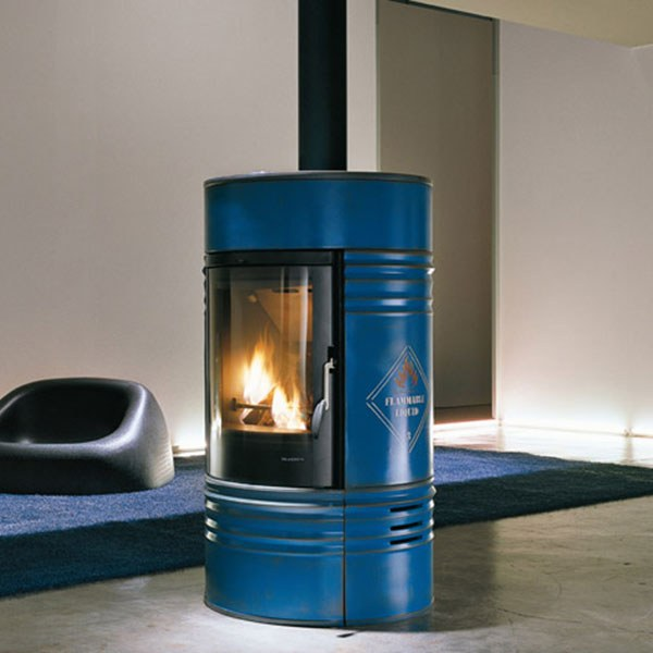 Verde fumo srl palazzetti bronx verde fumo srl for Stufe jotul usate